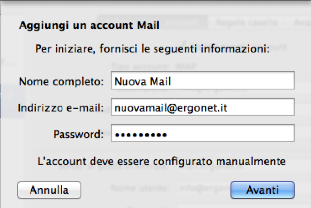 how to delete a mailbox account on mac mail